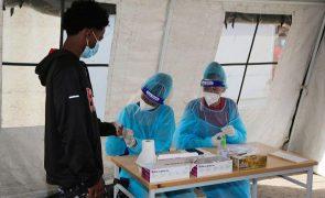 Covid-19: Cabo Verde com mais 70 novos casos positivos em 24 horas