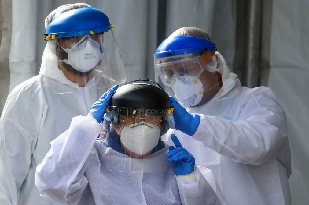 Covid-19: México regista 719 mortos nas últimas 24 horas
