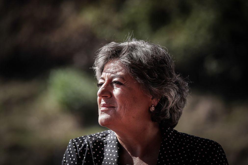 Ana Gomes apanha Ventura nas intenções de voto para as presidenciais e Marcelo ganha com mais de 63%