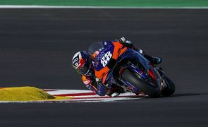 Miguel Oliveira conquista pole position no MotoGP/Portugal