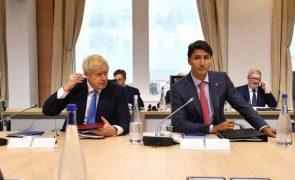Reino Unido e Canadá alcançam acordo comercial