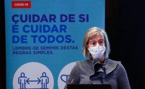 Covid-19: Pandemia em Portugal desacelera mas situação continua grave