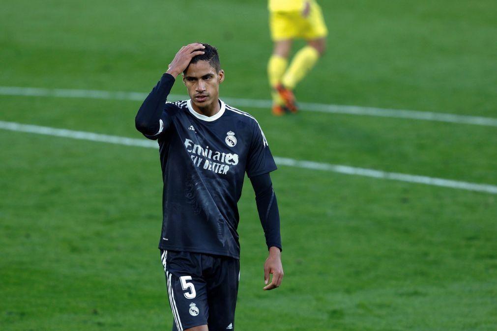 Real Madrid volta a 'tropeçar' e pode fica mais longe da liderança em Espanha