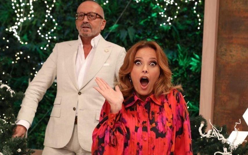 Big Brother. Concorrentes falam em direto com Cristina e Goucha