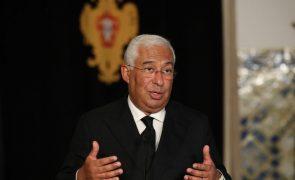 Covid-19: António Costa pede que confinamento mantenha «enorme rigor»