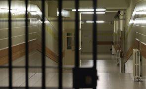 Covid-19: Serviços prisionais contabilizam 368 pessoas infetadas