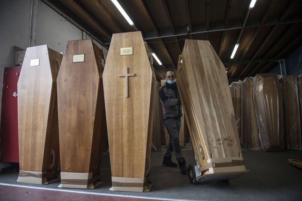 Covid-19: França regista 276 mortes e redução de entradas nos cuidados intensivos