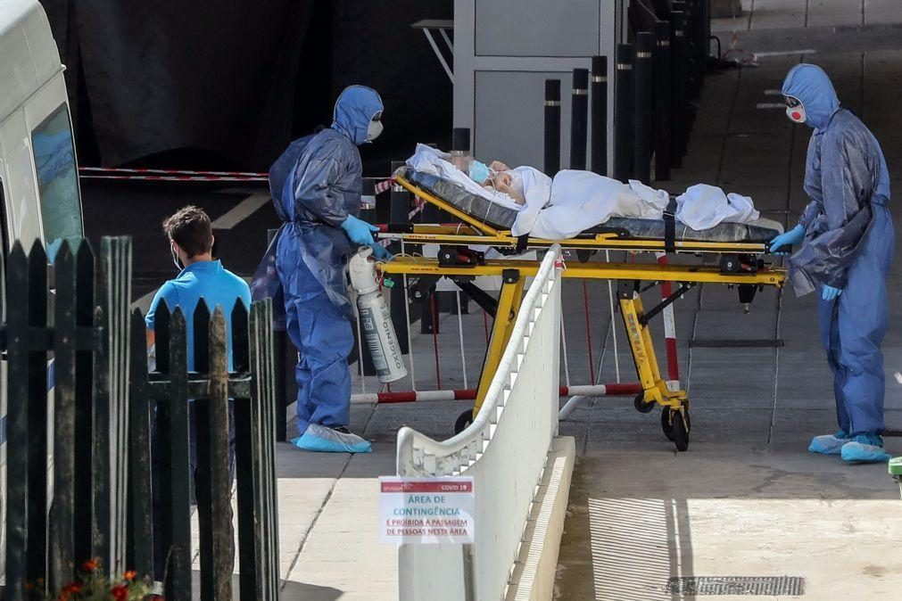 Covid-19: Madeira com 12 novos casos de transmissão local