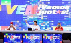 Maduro pede que novo parlamento radicalize democracia e combata a corrupção na Venezuela