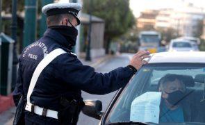 Covid-19: Grécia na terceira semana de confinamento com recorde de óbitos