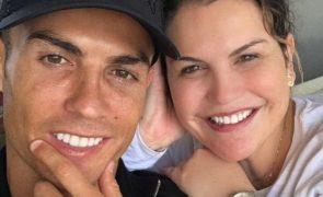 Katia Aveiro responde a quem a acusa de viver às custas de Cristiano Ronaldo
