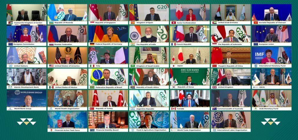 Covid-19: G20 não desiste de garantir acesso à vacina para todos