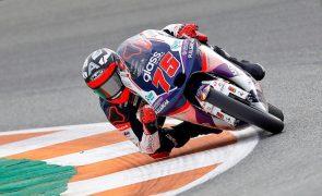 MotoGP/Portugal: Espanhol Albert Arenas sagra-se campeão mundial de Moto3