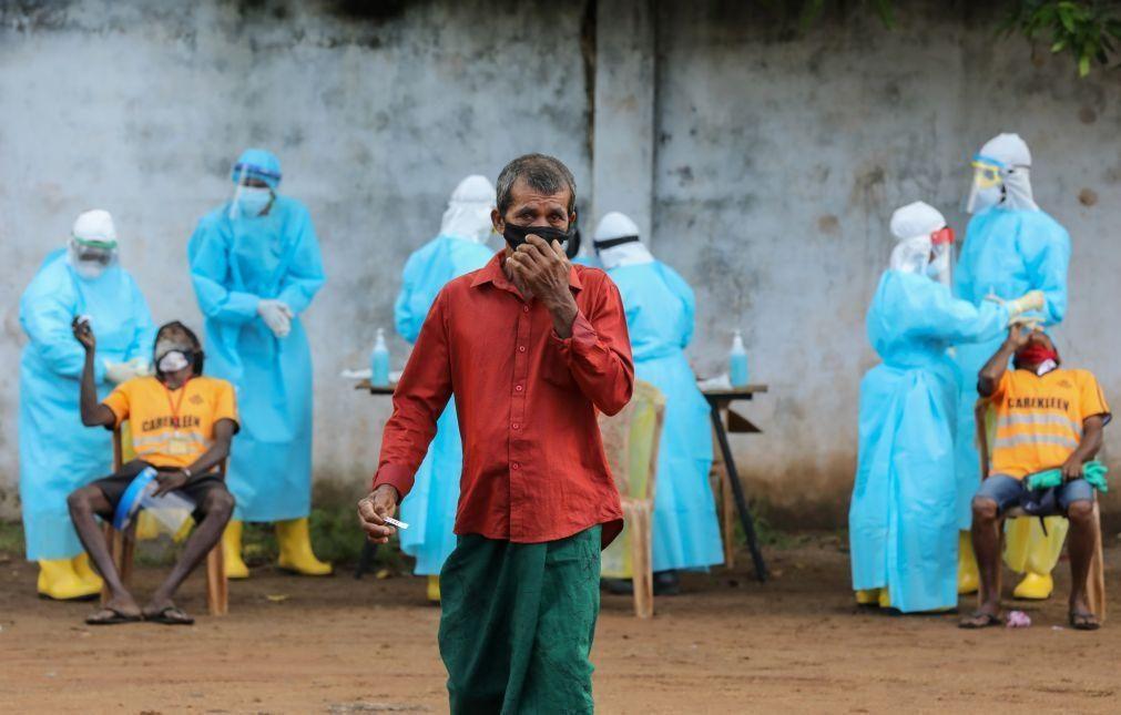 Covid-19: Pandemia matou mais de 1,3 milhões de pessoas no mundo