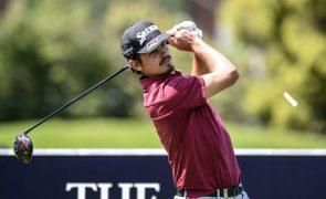 Pedro Figueiredo termina em 70.º  no Joburg Open de golfe