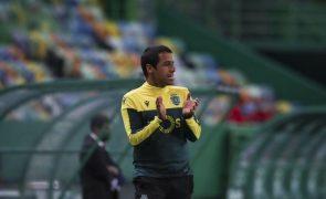 Sporting encara Sacavenense na Taça de Portugal