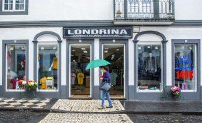 Covid-19: Região Autónoma dos Açores com 25 casos novos