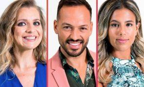 Big Brother. Andreia, André ou Joana, um dos concorrentes já foi expulso do jogo