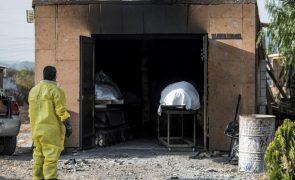 Covid-19: México regista 303  mortos nas últimas 24 horas