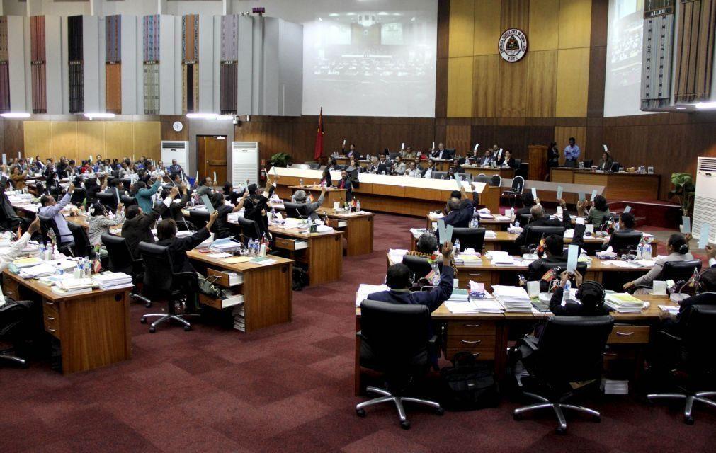 Parlamento Nacional timorense confirma lei da Proteção Civil que tinha sido vetada pelo PR
