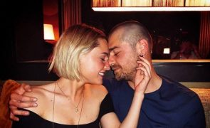 Kelly Bailey e Lourenço Ortigão aumentam a família