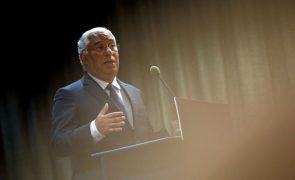 UE/Presidência: Costa diz que cimeira com Índia é a