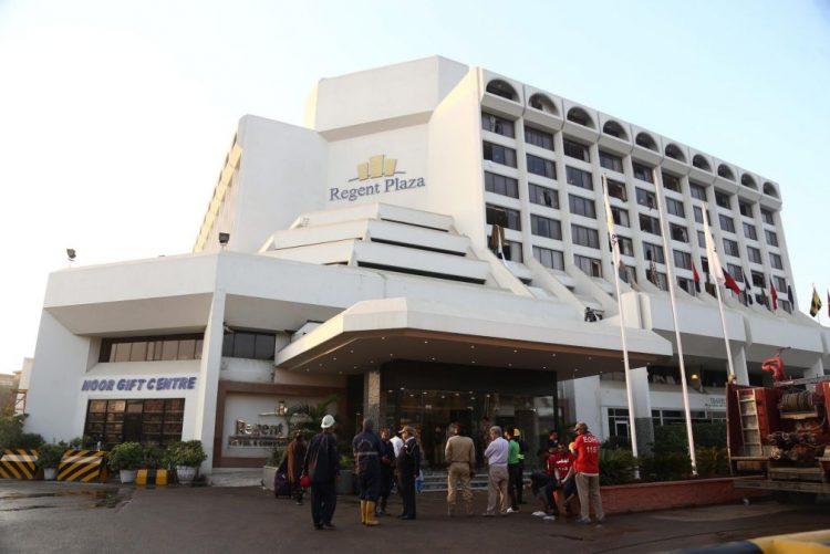 Incêndio em hotel mata pelo menos 11 pessoas em Karachi (Paquistão)