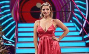 Big Brother Andreia indignada com entrada de ex-concorrentes: