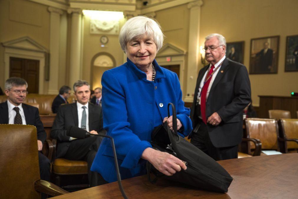 Praça de Wall Street satisfeita com Yellen no Tesouro e avanços nas vacinas