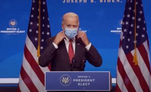 Biden anuncia hoje nomes para a equipa de segurança nacional do Governo dos EUA