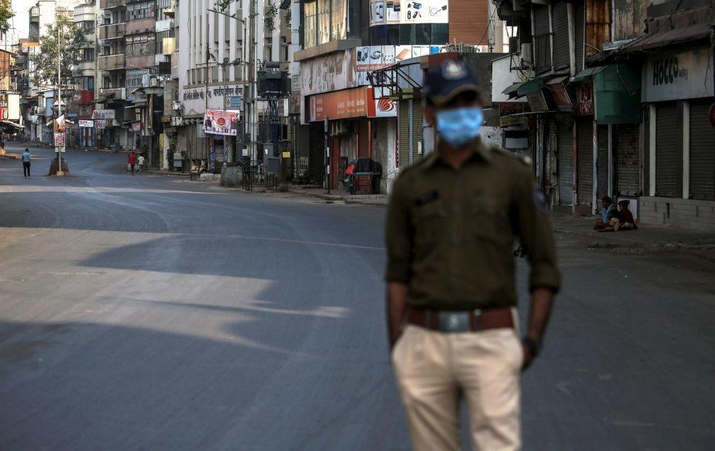 Covid-19: Índia com 37.975 casos e 480 mortos nas últimas 24 horas