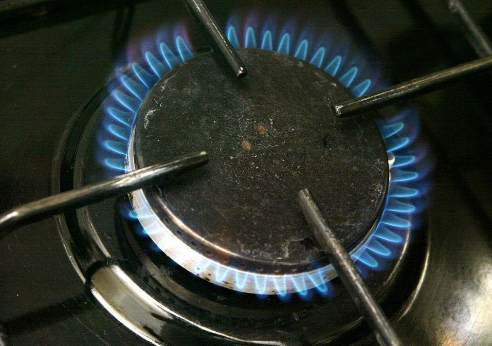 Portugal com quarto maior recuo da UE no preço do gás natural doméstico