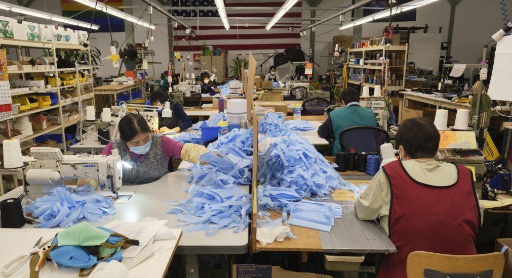 Covdi-19: Governo pede uso de máscaras reutilizáveis para evitar danos ambientais
