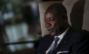Primeiro-ministro da Guiné-Bissau não aceita demissão de ministro da Economia