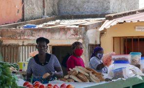 Covid-19: Mais um óbito em Moçambique e 122 novas infeções