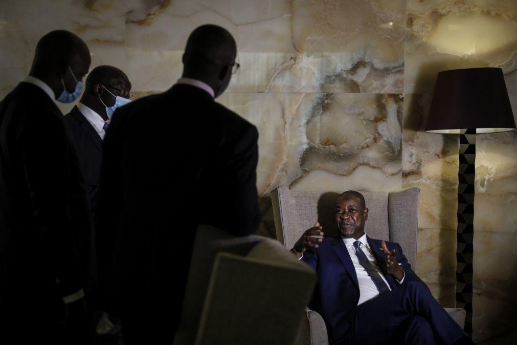 PM da Guiné-Bissau otimista sobre aprovação do Orçamento do Estado para 2021