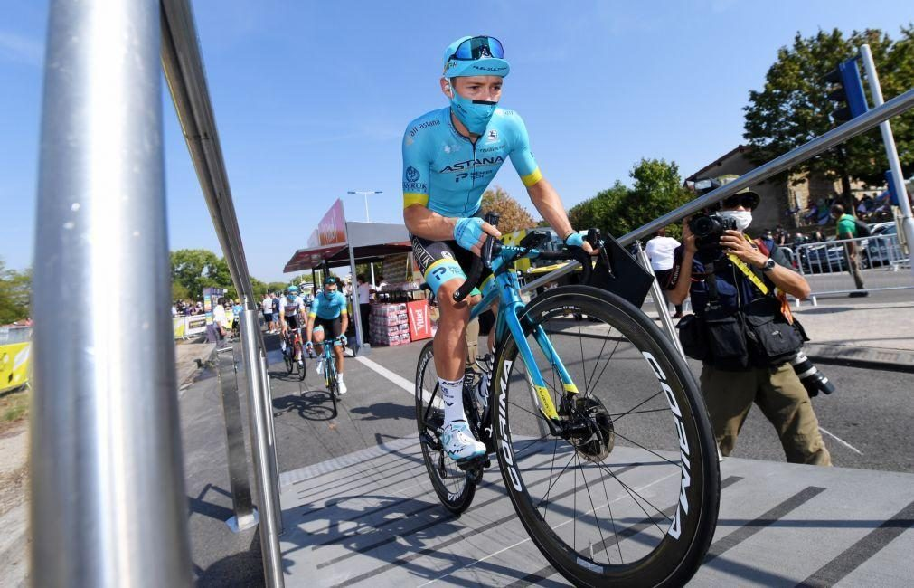 Ciclista Miguel Ángel López vai correr na Movistar em 2021