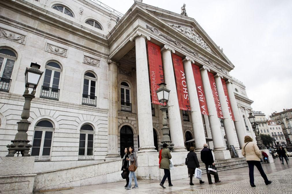 Covid-19: Teatro D. Maria II reajusta datas e horários sem cancelar espetáclos ou récitas