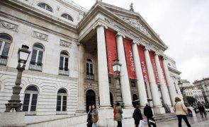 Covid-19: Teatro D. Maria II reajusta datas e horários sem cancelar espetáculos ou récitas