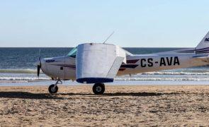 Piloto envolvido no acidente em praia da Caparica estava reformado por invalidez