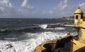 Madeira e Porto Santo sob aviso laranja para agitação marítima na sexta-feira
