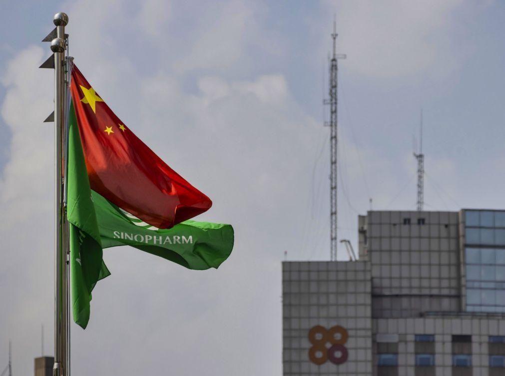 Covid-19: Sinopharm pede autorização para comercializar vacina na China