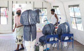 Covid-19: África passou barreira dos 50 mil mortos