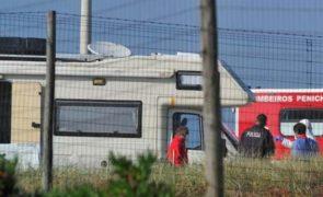 Casal italiano morto em autocaravana terá sido crime passional
