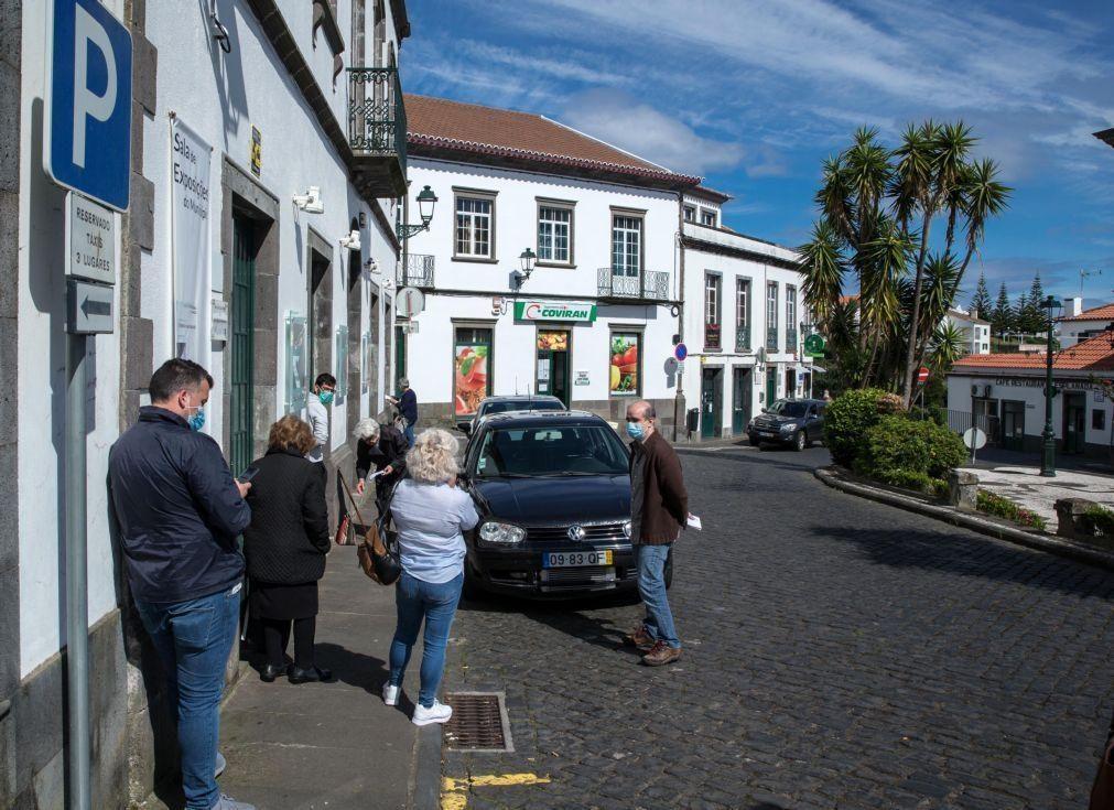 Covid-19: Açores com 30 novos casos e 36 recuperações nas últimas 24 horas