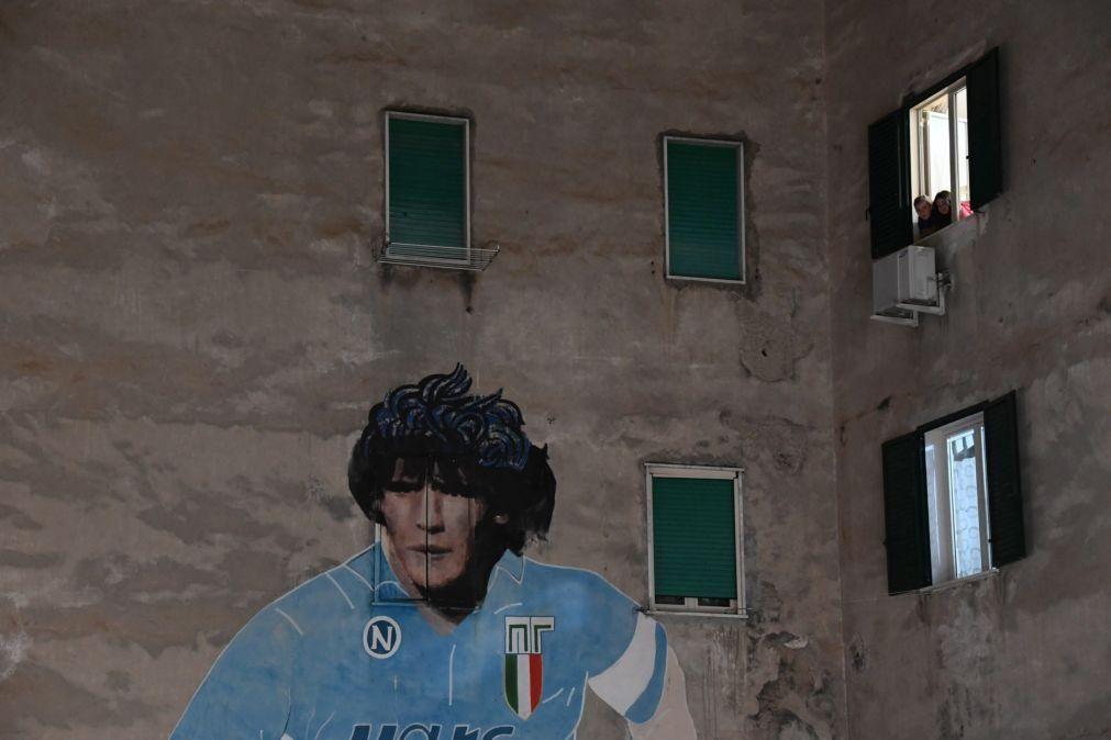 Maradona: Presidente argentino decretou três dias de luto nacional