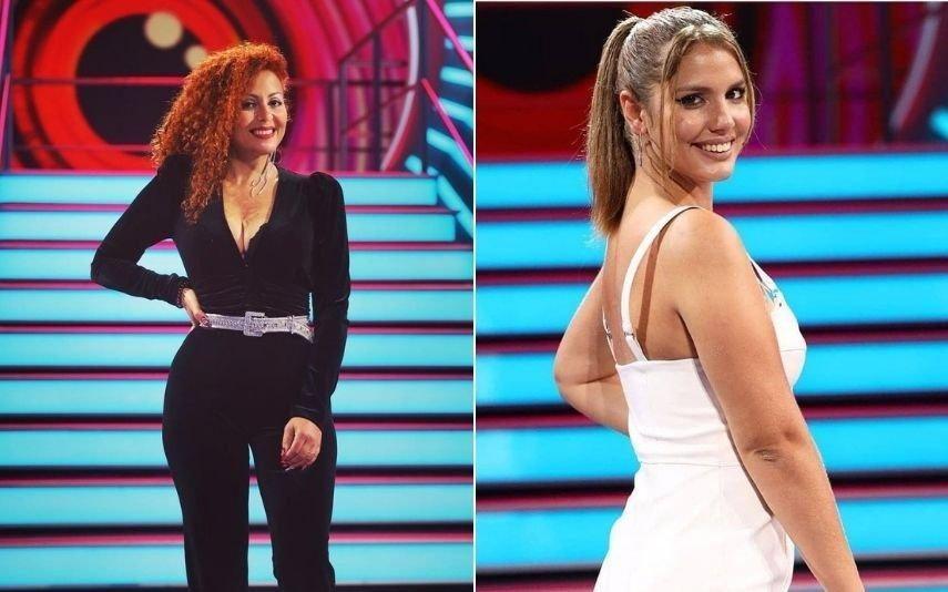 Big Brother Sandra engana-se e envia mensagens a Carina... a falar mal dela!