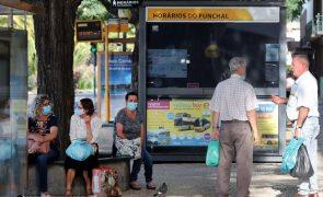 Covid-19: Madeira regista sete novos casos de transmissão local