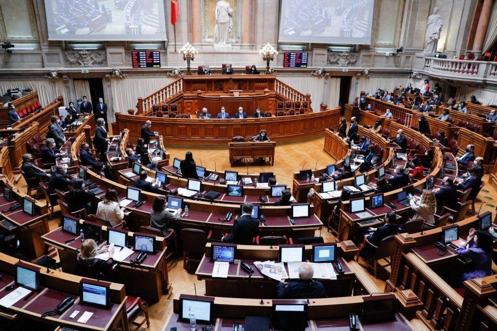 OE2021: Parlamento anula transferência de 476 ME do Fundo de Resolução para Novo Banco
