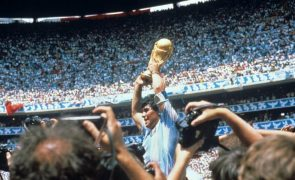 Óbito/Maradona: Dotado de